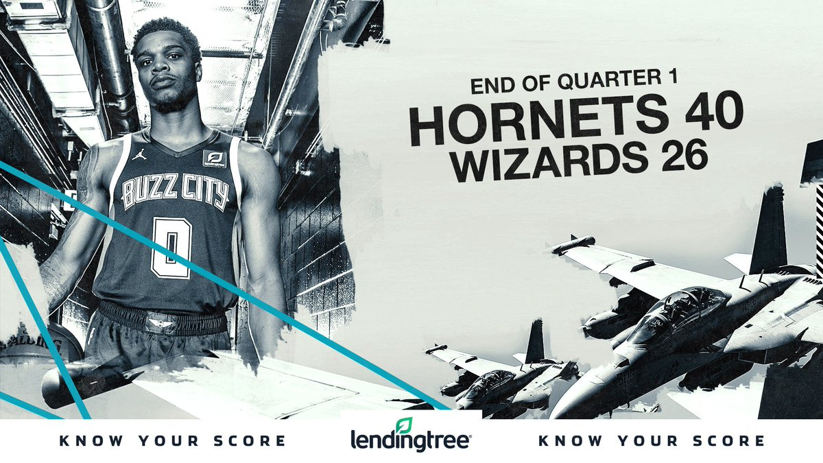 Top story: @hornets: '😎😎😎😎😎😎  Know Your Score with @LendingTree | #Hornets30 ' , see more http://tweetedtimes.com/helidonauries?s=tnp…