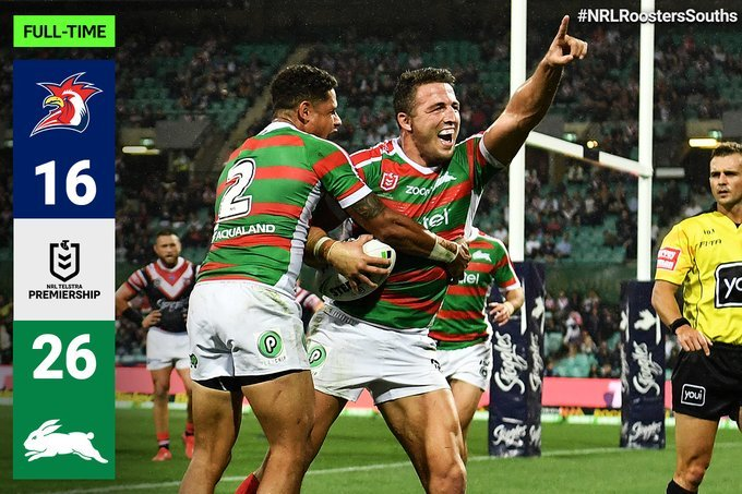 Mediaweek's photo on #nrlroosterssouths