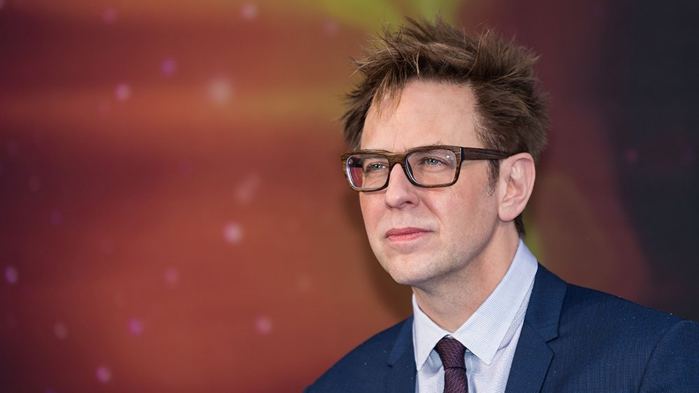 After being rehired to #GOTG3, James Gunn now has films in both Marvel and DC https://t.co/qjMngO6VFc https://t.co/mSbrpumm5m