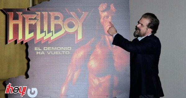 Milenio ¡Hey!'s photo on #Hellboy