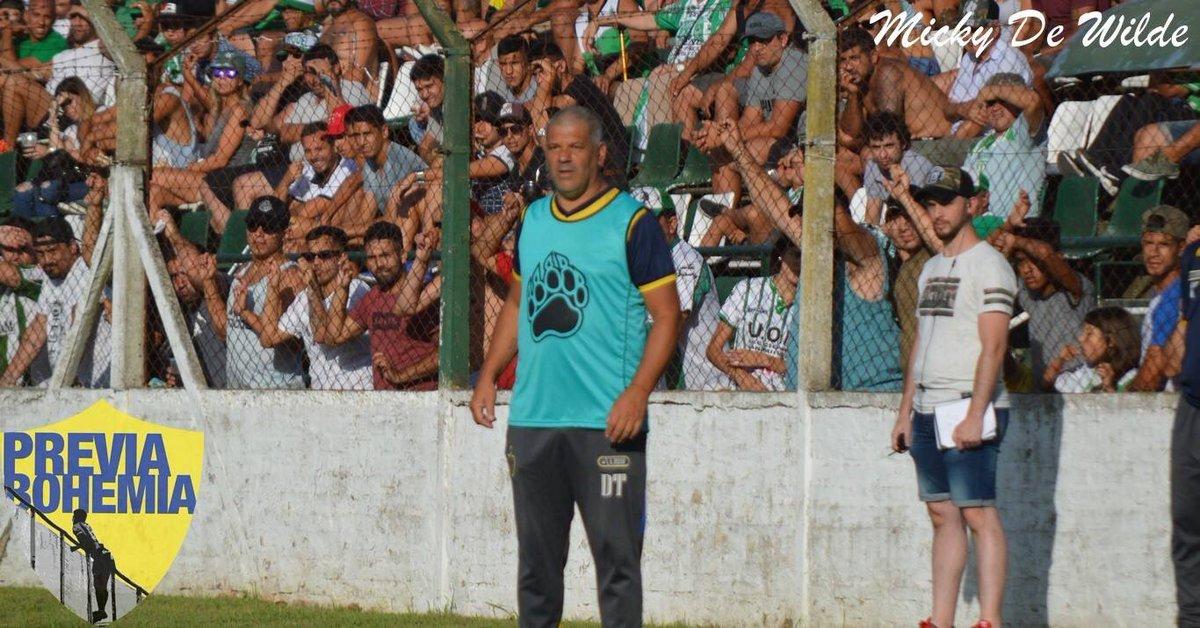 PREVIA BOHEMIA's photo on Pepe Castro