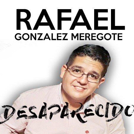 Tengo 31 horas sin saber de mi hermano Rafael González. Allanaron su oficina y nuestra casa. Aún no hemos tenido contacto con él, ni nosotros ni sus abogados #DóndeEstáRafael #LiberenARafael