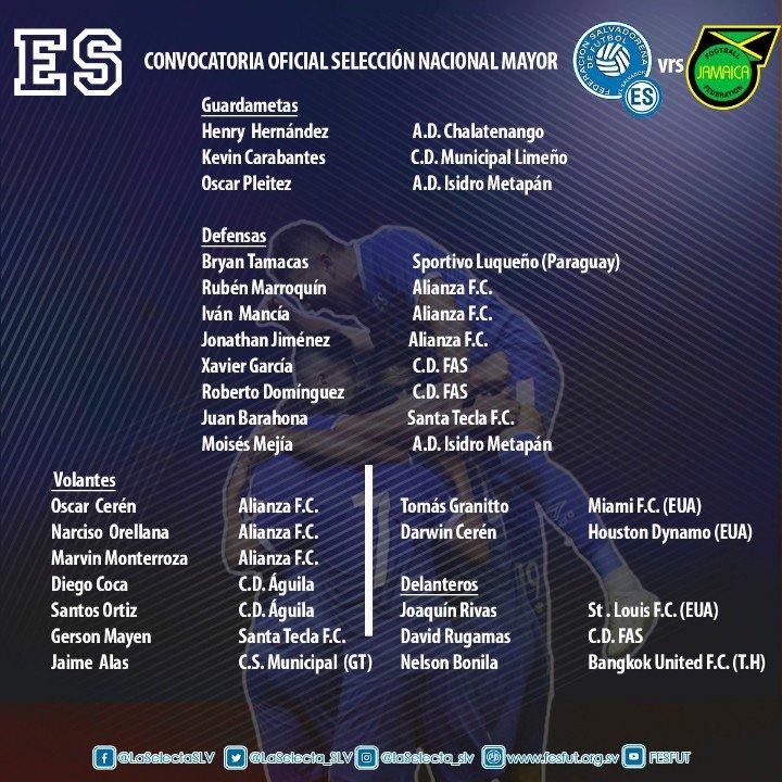 Liga de Naciones CONCACAF y Eliminatorias a Copa Oro 2019 [23 de marzo del 2019 - Jamaica] D1vQBnOWkAA07iw
