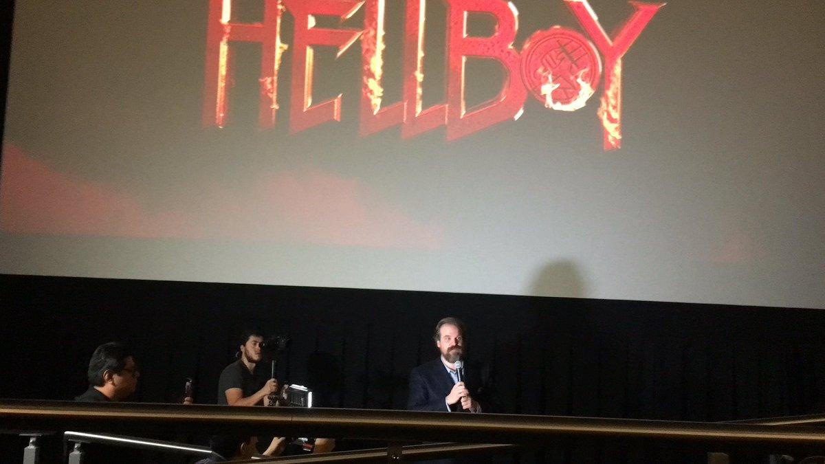 Sala Geek's photo on #Hellboy