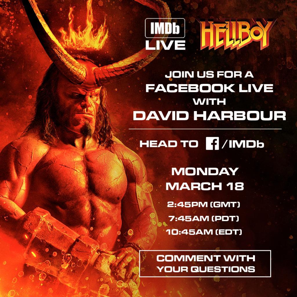 IMDb's photo on #Hellboy