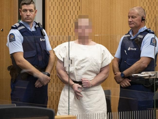 Not only did the  #NewZealandTerroristAttack suspect mention the name of a suspected white supremacist youtuber Pewdiepie before he carried out his attack, he is in court flashing the white power hand signal. And Pewdiepie is known to flash the same hand sign. What a coincidence