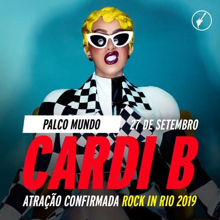 Fan Account's photo on Rock in Rio