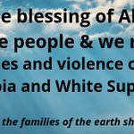 Image for the Tweet beginning: We stand with our Muslim