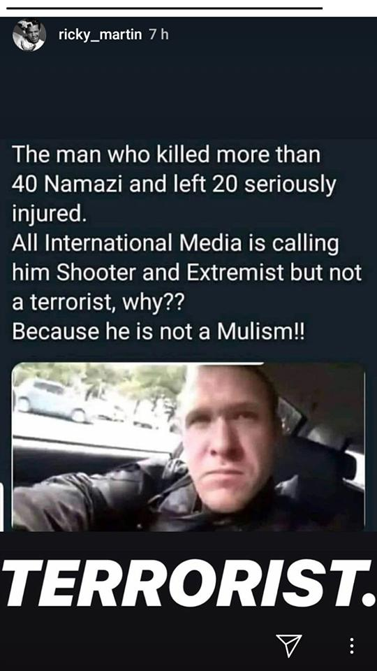 Moroccan Breeze's photo on #ChristchurchMosqueAttack