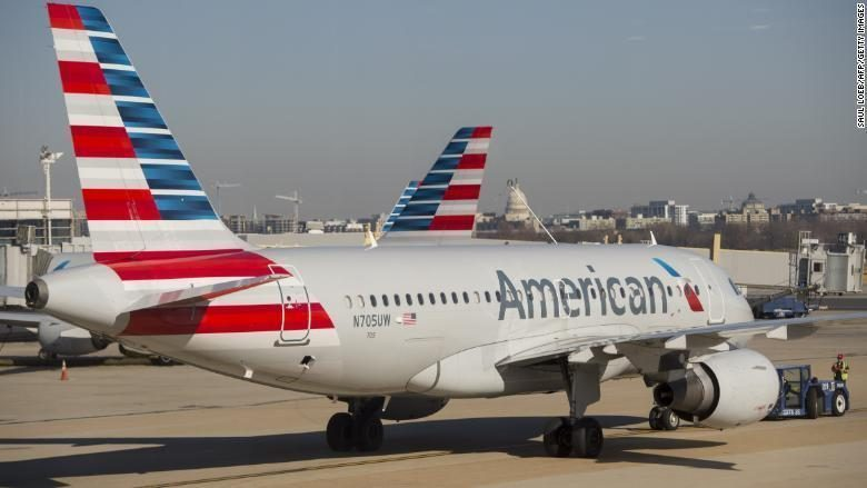 Conclusiones's photo on american airlines