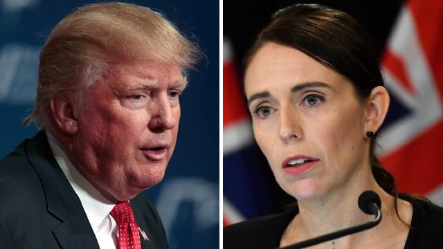 New Zealand prime minister challenges Trump to offer Muslim communities 'sympathy and love' https://t.co/HXBk0POXGQ https://t.co/TODPSfCsvN