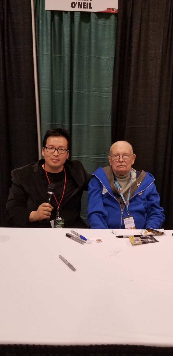 Tommy Lee Raw's photo on #TorontoComicon2019