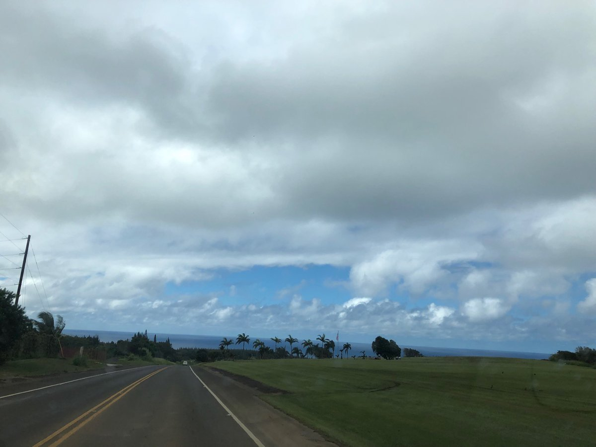 test Twitter Media - Mostly cloudy was some sprinkles on Hana highway in Haiku. #cmweather https://t.co/WFEAmIl1iR