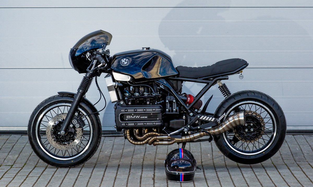 Return of the Cafe Racers's photo on De Angelis