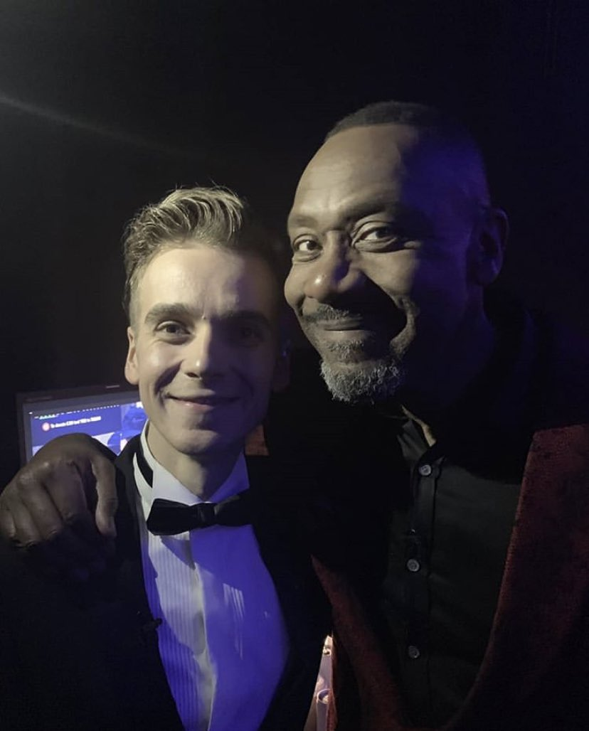matty (Fan account)'s photo on Lenny Henry