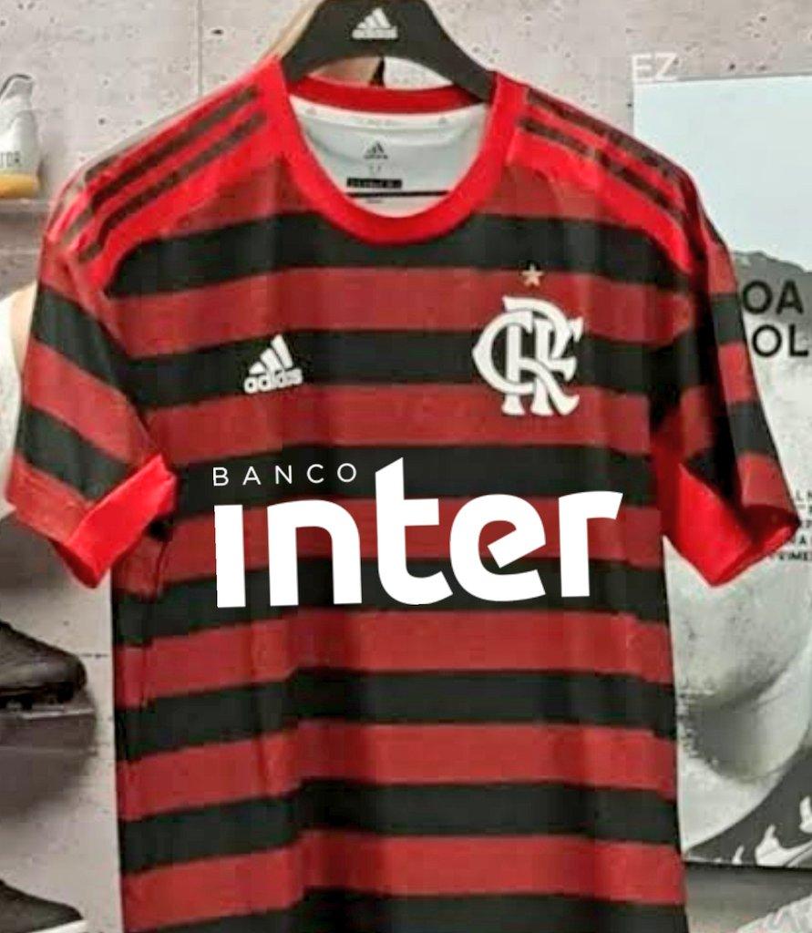 72b998693de Nova camisa com possível novo patrocinador master! Preferiu a primeira  RT  Preferiu a segunda  FAV  Flamengo  Adidas   MantoSagradopic.twitter.com nBG7oeyBNQ