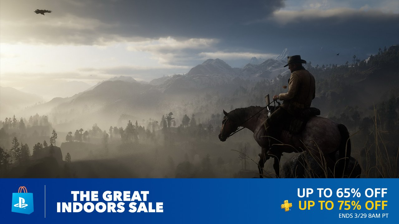 ����️ Enjoy the Great Indoors with savings up to 65% at PS Store ���� https://t.co/Rfn3mGoVfA https://t.co/xmwemsWMNK