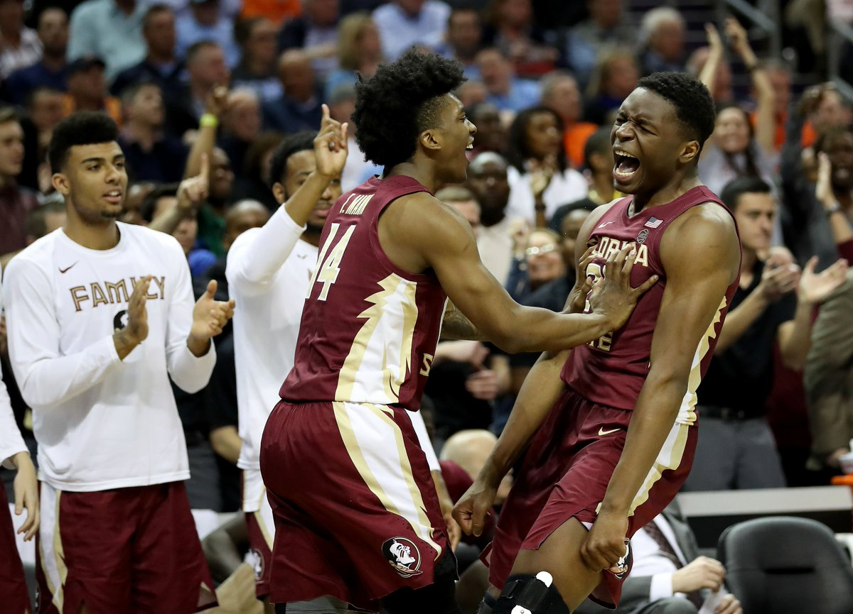 Bleacher Report CBB's photo on ACC Championship