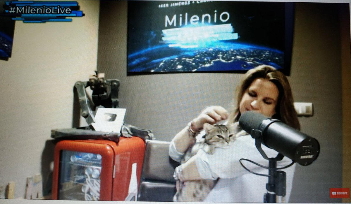 Pablo del Rio 💯's photo on #MilenioLive
