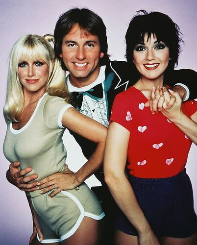 On This Day - March 15th 1977. @ABCNetwork debuts television series, Three's Company. Not a music related post - I know, but I loved this show... did you?