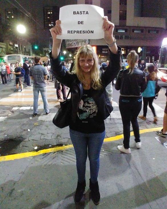 Karin Arcuschin 🇦🇷's photo on Acoyte y Rivadavia