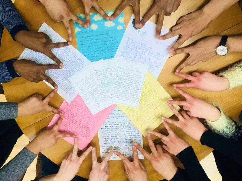 "#HWPL and civil society groups in cooperation opens a global advocacy movement of peace with the concept of sending ""#Peaceletters to National Leaders in 193 countries"" on March 14 in 83 major cities around the world...  http://www. thejetnewspaper.com/international- ngo-with-global-network-executes-a-campaign-for-peace-letters-to-national-leaders-in-193-countries/ &nbsp; … <br>http://pic.twitter.com/CG24p0TZKO"