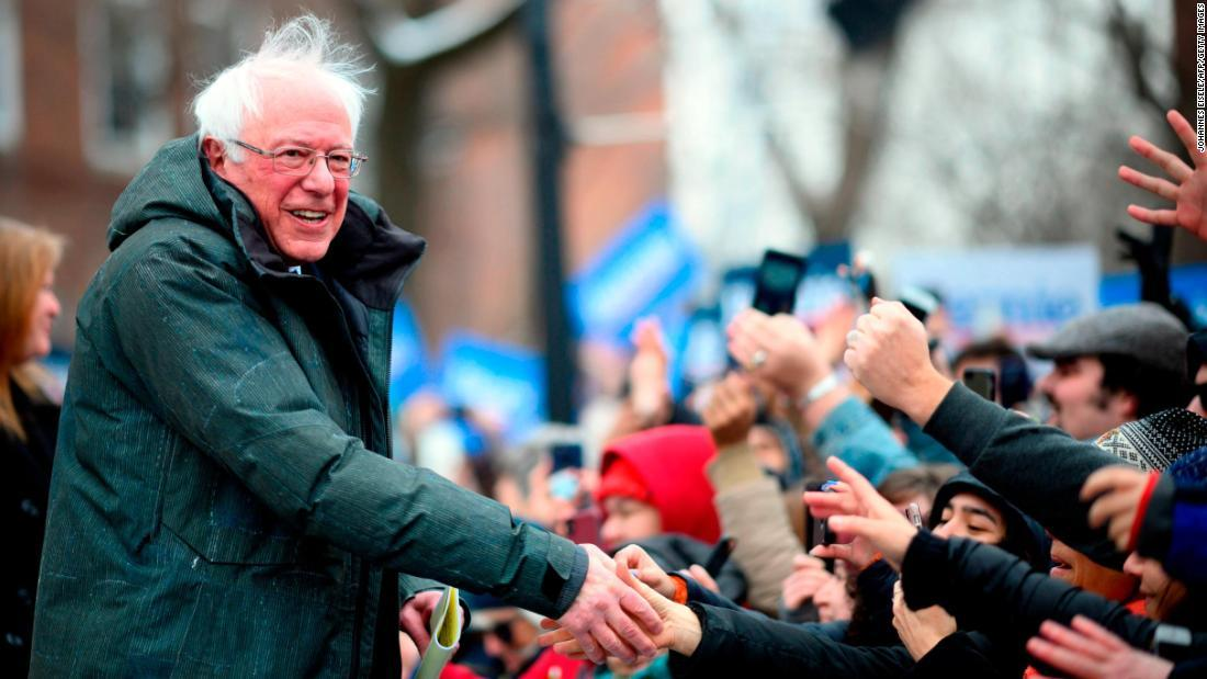 Sen. Bernie Sanders' staff unionizes in presidential campaign first https://t.co/sEpLSC0Ho0 https://t.co/h225gcinD0