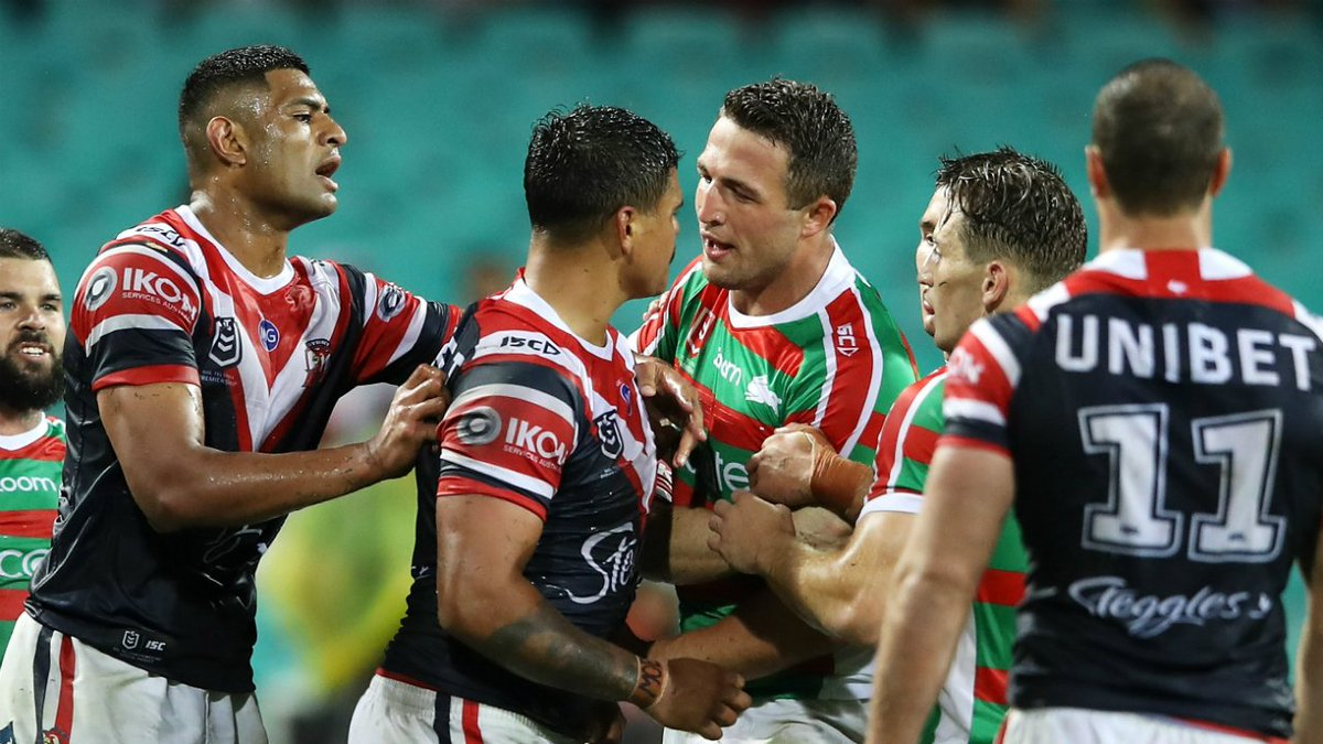 Sporting News Australia's photo on #nrlroosterssouths