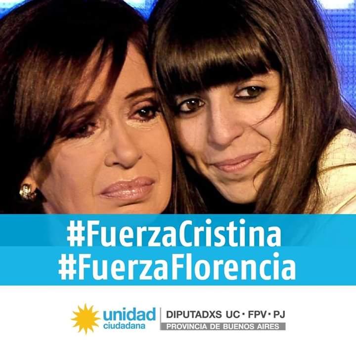 #FindlEstadodDerecho's photo on #FuerzaCristina