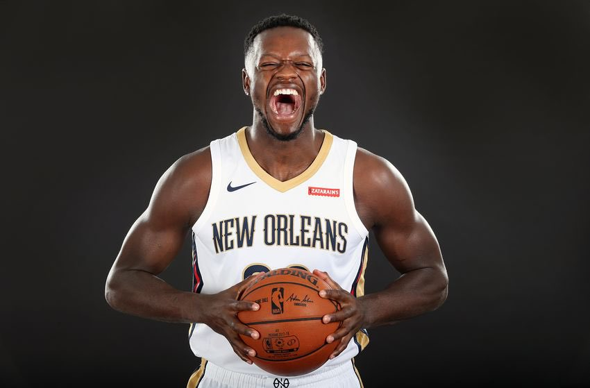 NBA Central's photo on Julius Randle