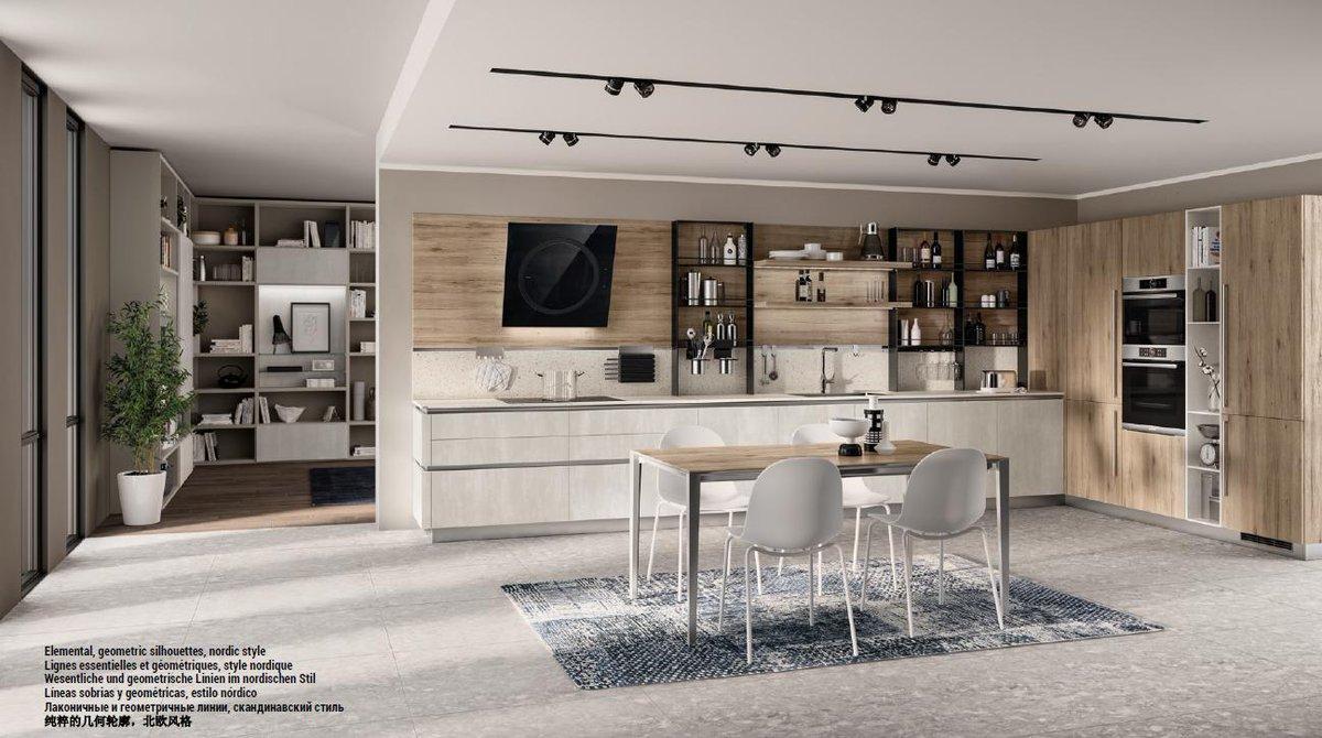 """Arredamento Cucina Stile Nordico castelletti arreda on twitter: """"linee essenziali e"""