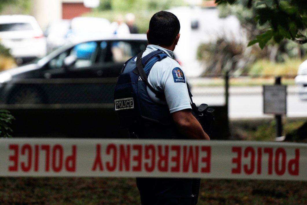 BFMTV's photo on Attentat de Christchurch