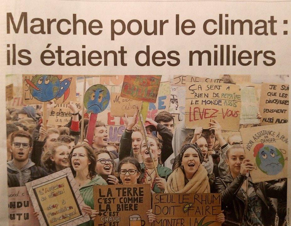 CAB BIO PDL's photo on #MarchePourLeClimat