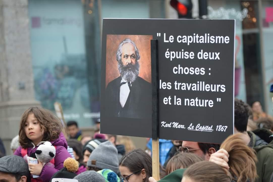 Z b e n's photo on #MarchePourLeClimat