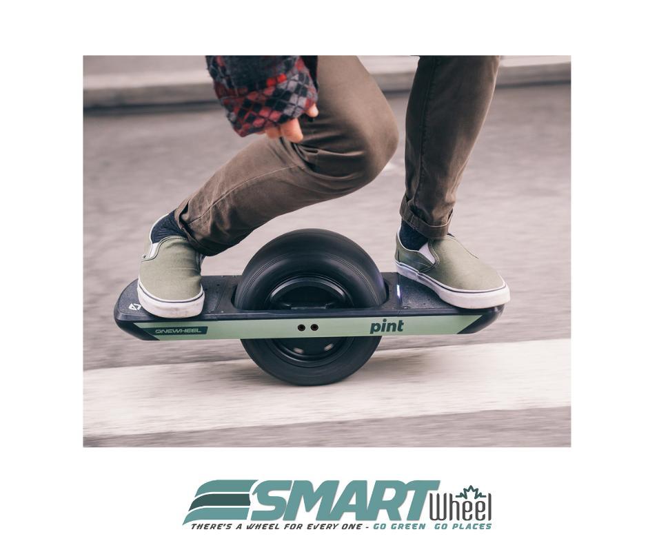 SmartWheelCA 6-8 mile range, 16 mph top speed, 120 minutes