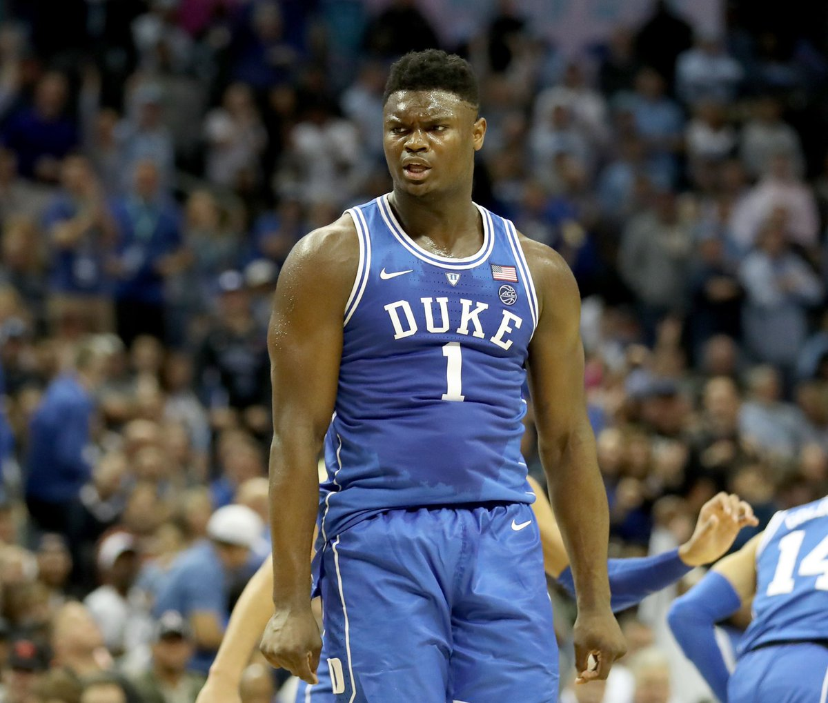 Complex Sports's photo on Zion Williamson