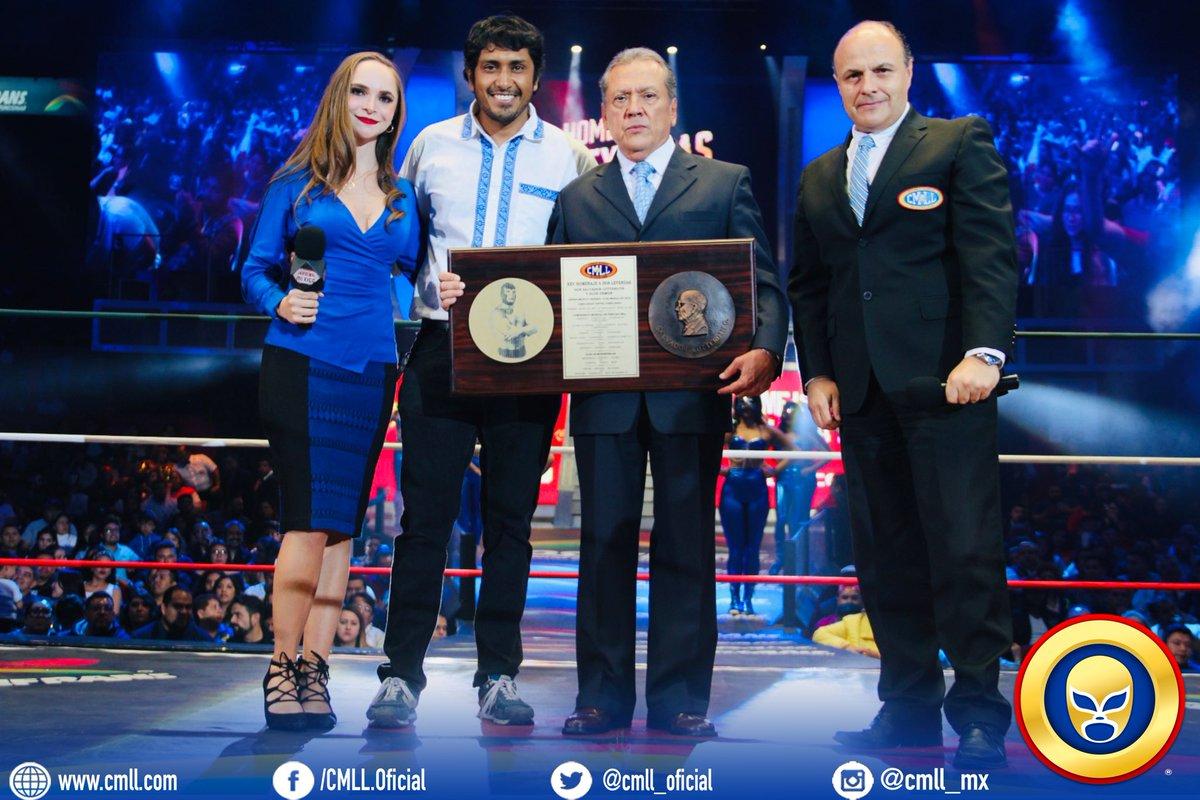 CMLL: Una mirada semanal al CMLL (Del 14 al 20 de marzo de 2019) 2