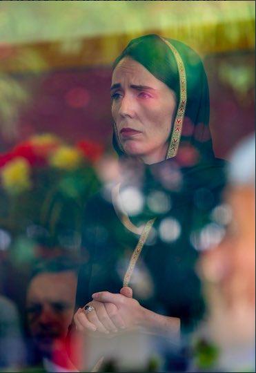 Dr Muneera Bano ✨'s photo on #ChristchurchShootings