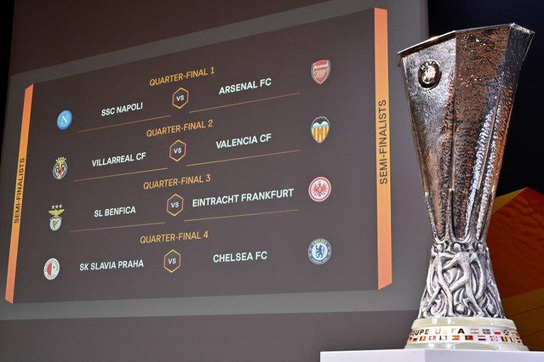 Contrapunto's photo on Europa League
