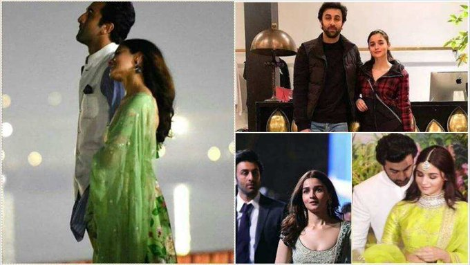 Happy birthday Alia Bhatt  See pics: Check out her most loved-up moments with boyfriend Ranbir Kapoor