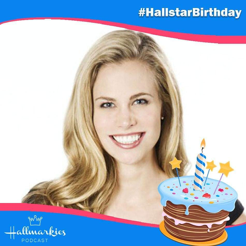 Happy Birthday to the lovely Brooke Burns