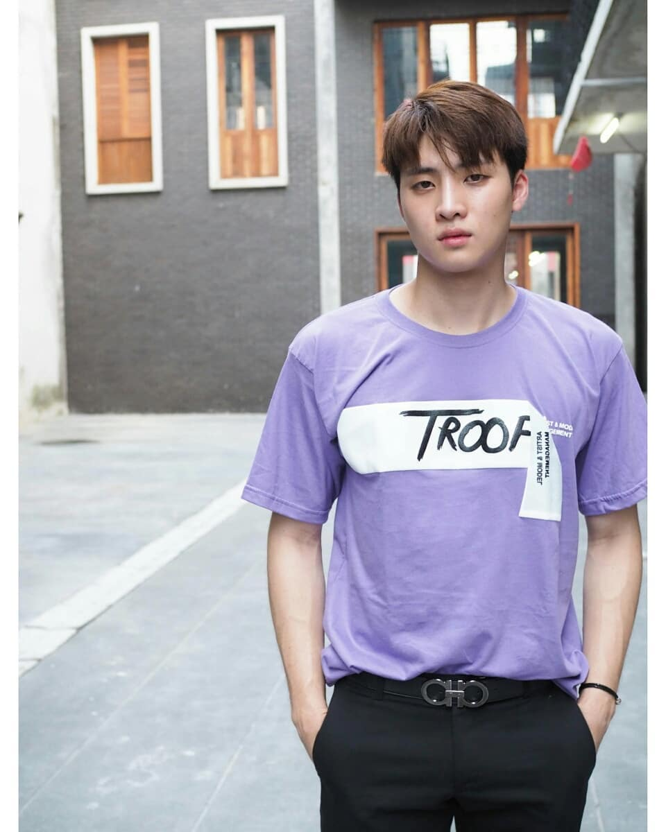 Mean and Plan looks so cute in purple  cr:logo #2WishPinkmarket <br>http://pic.twitter.com/0CGRwghUh6