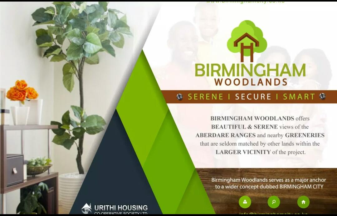 Urithi Housing today is having a site-viewing at Birmingham Woodlands located in Mang'u, Thika just off the Thika Superhighway on Exit 16.  Just 3.8 KM from the superhighway along the Bob Harris road in a plush ane green area that is fast developing. #UrithiThikaOpenDay <br>http://pic.twitter.com/Mqqquk03Xo