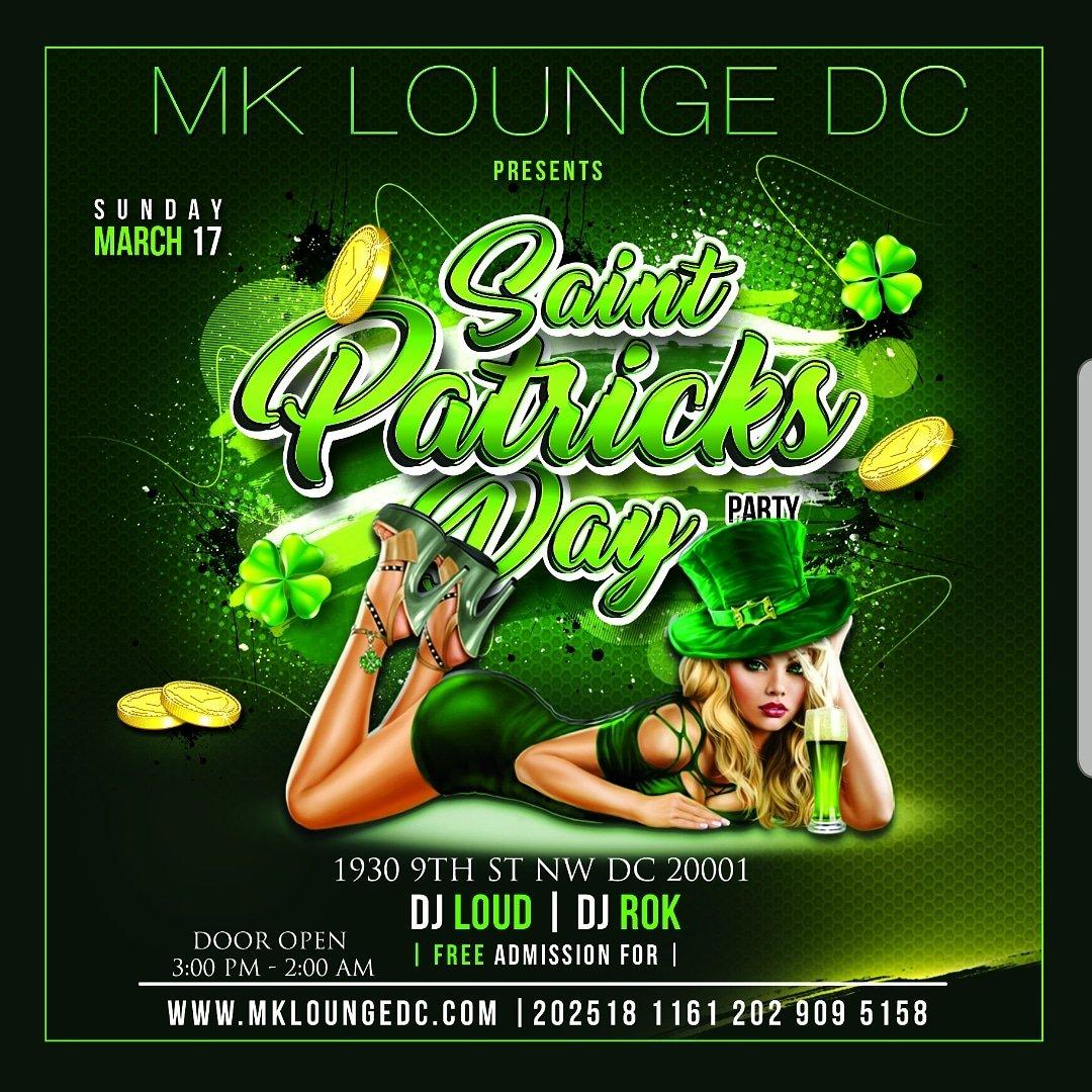 MKLounge's photo on #StPats