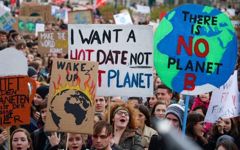 AfricaTembelea's photo on #climatechangestrike