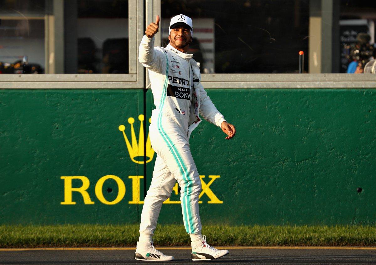 BBC Sport's photo on Lewis Hamilton