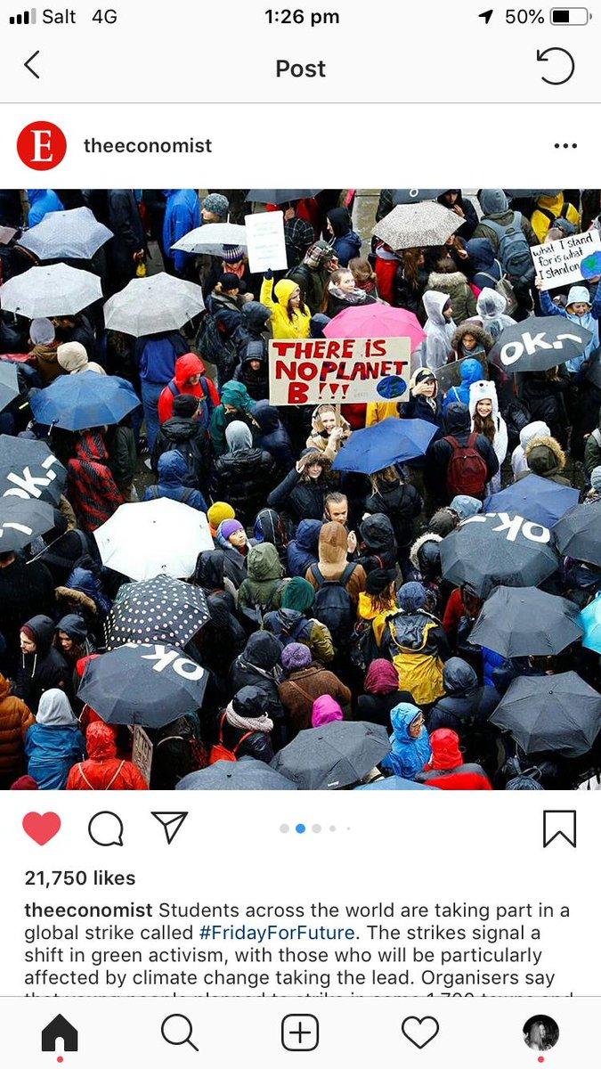 Zoe Badcock's photo on #Klimastreik
