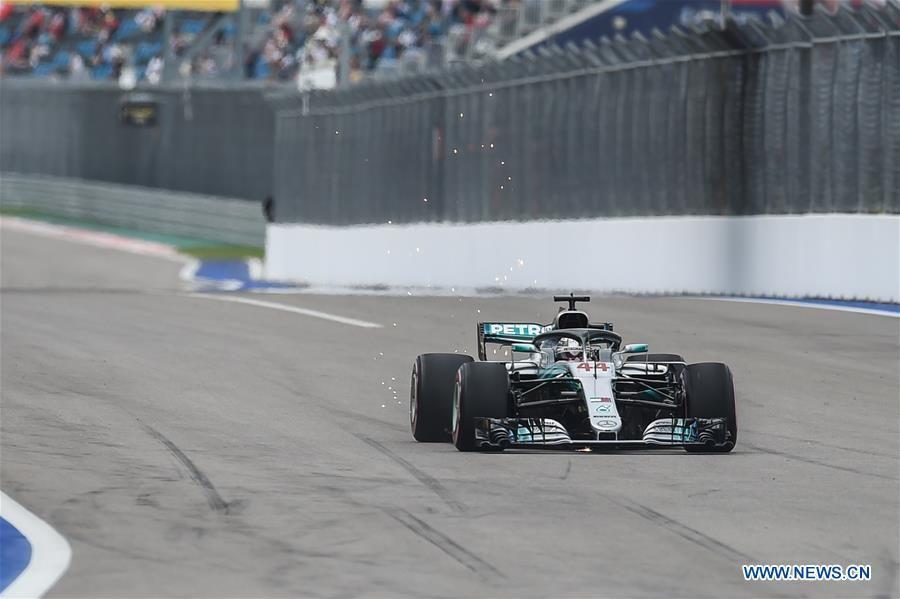 Global Times's photo on Lewis Hamilton