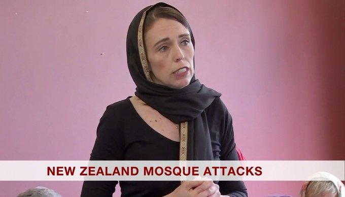 #NZMosqueShooting Photo