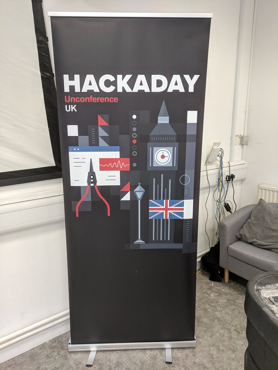 Here we go! Setting up for the #HackadayUnconference at @cammakespace hosted by wonderful @Jenny_Alto! #ArduinoD19 #PiDay2019 #maker<br>http://pic.twitter.com/173lDE5A91